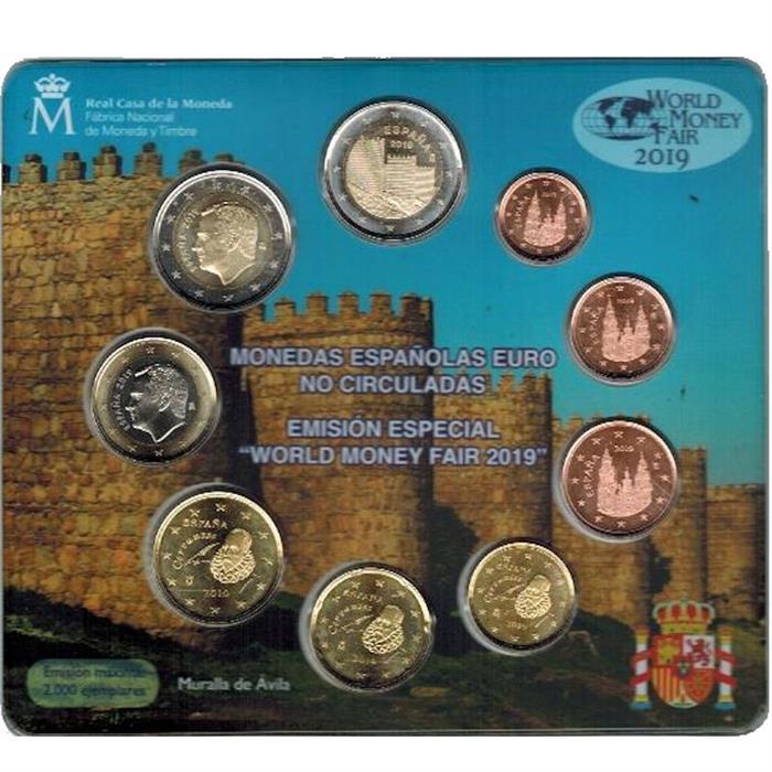 Spain 2018 50th Birthday of King Felipe VI 2 Euro Bi-metallic Coin UNC